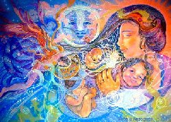 Are soulmates in this life souls we have encountered in other lives?