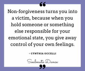 shackled by forgiveness