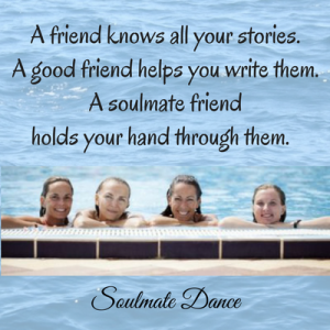 Can our friends be our soulmates?