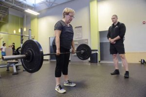 Albany woman, 70, (unofficially) breaks powerlifting record