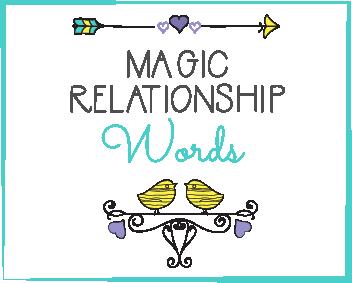 magic relationship words