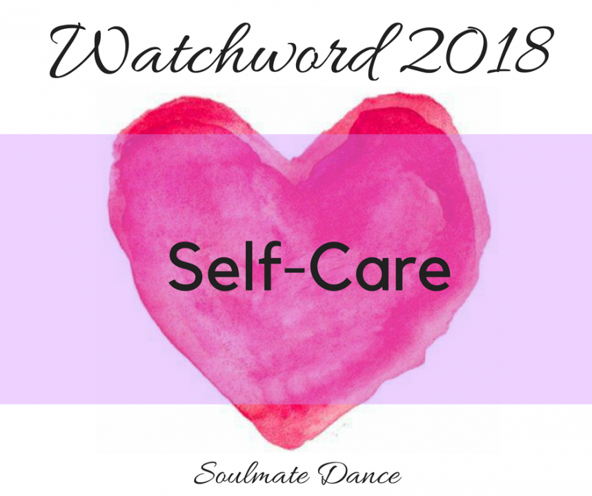 Self-Care, Watchword 2018