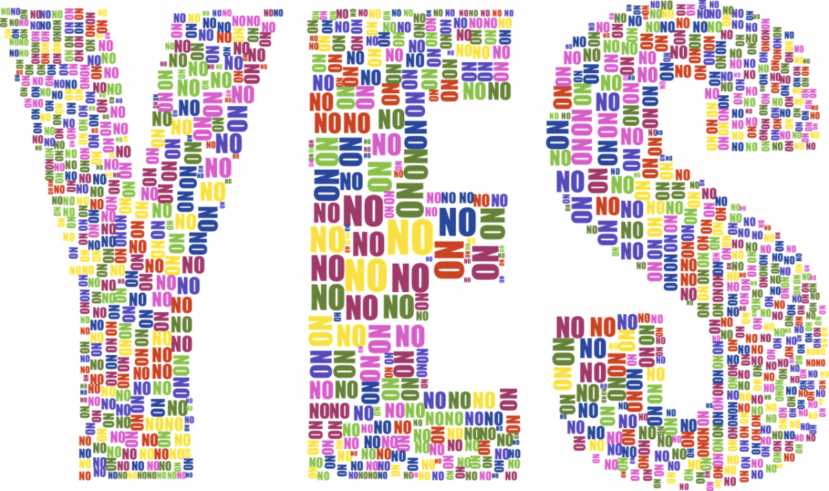 the yes diet - how to stop saying yes when we want to say no