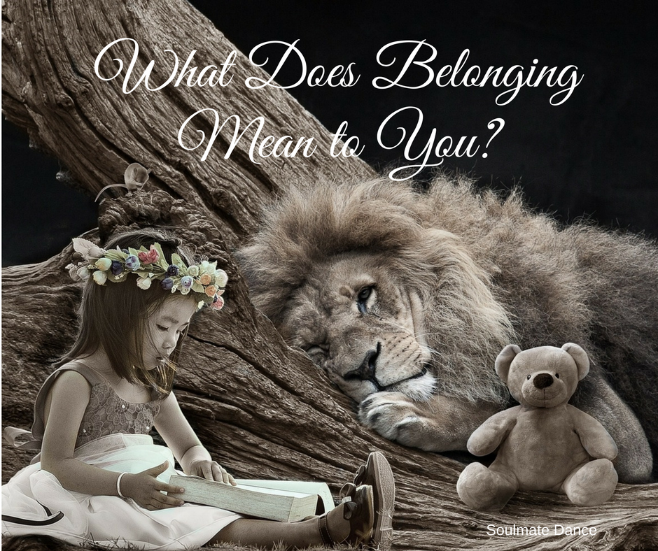What Does Belonging Mean to You_