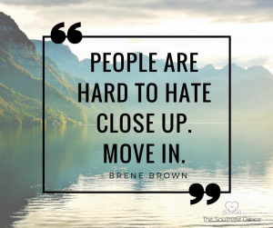people are hard to hate close up