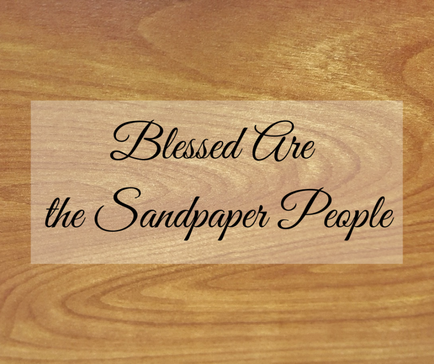 sandpaper people