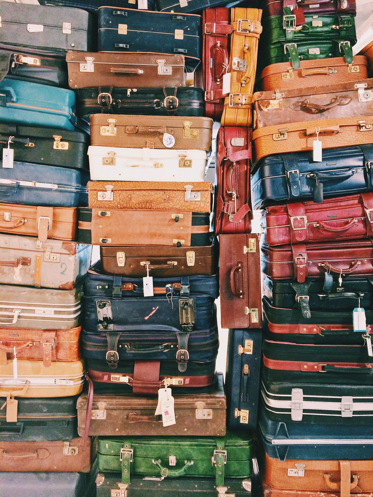 Your Baggage is your Superpower